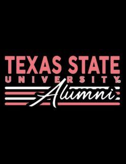 TXST Alumni Fashion Decal-0