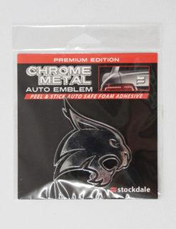 TXST Metal Emblem Auto-0