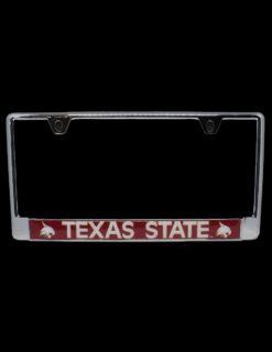 TXST Plate Frame-0