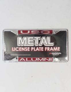 USC Alumni License Plate Frame-0