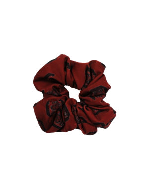 USC South Carolina hair scrunchie Barefoot Campus Outfitter