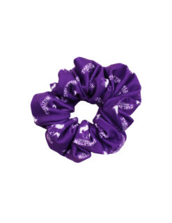 TSU Tarleton State hair scrunchie Barefoot Campus Outfitter