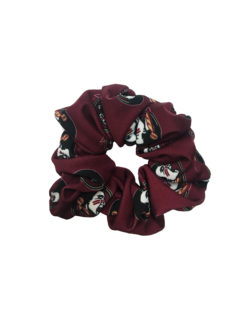 FSU Florida State hair scrunchie Barefoot Campus Outfitter