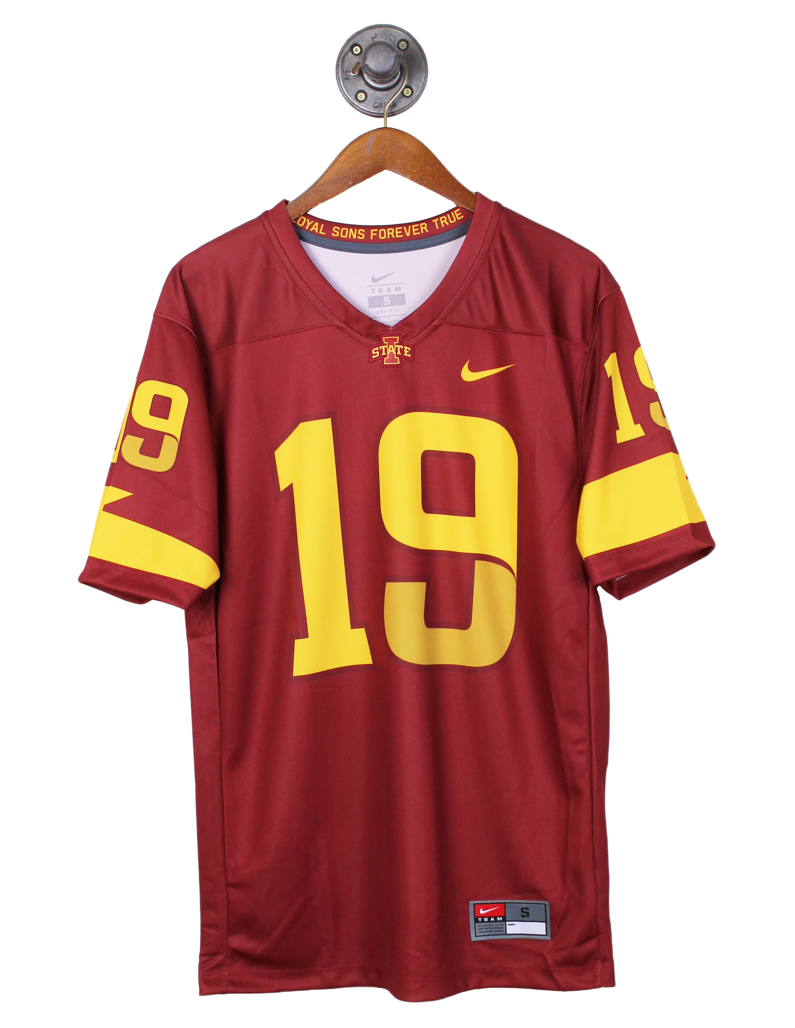 newest collection 64ca2 08178 ISU Legend Jersey Home