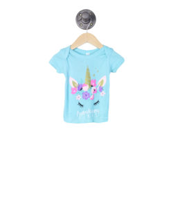 Frederickburg Unicorn Tshirt Barefoot Campus Outfitter