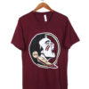 FSU Florida State Seminoles logo short sleeve tshirt Barefoot Campus Outfitter