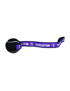 TSU Tarleton State dog tennis ball toy Barefoot Campus Outfitter