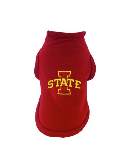 ISU Iowa State Dog Shirt Barefoot Campus Outfitter