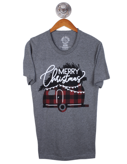 Barefoot Holioday Tee Shirt - Merry Christmas