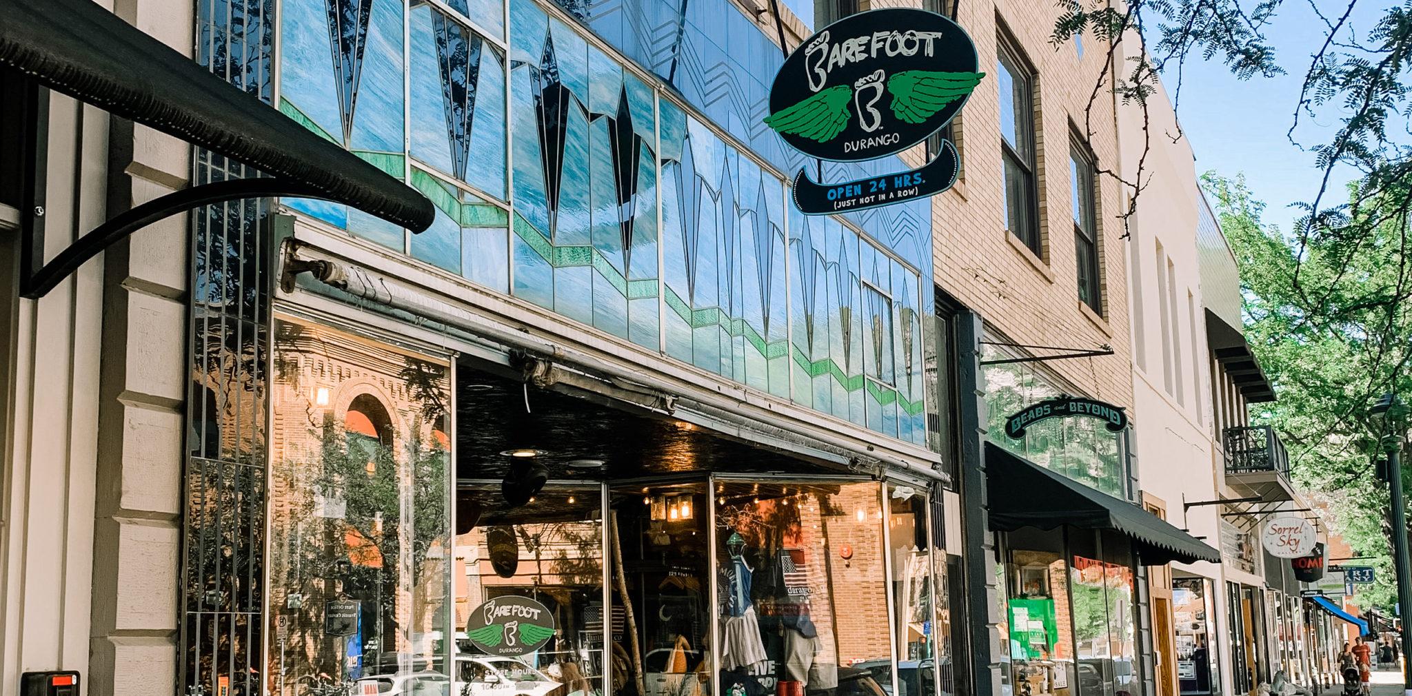 Durango-Store Front